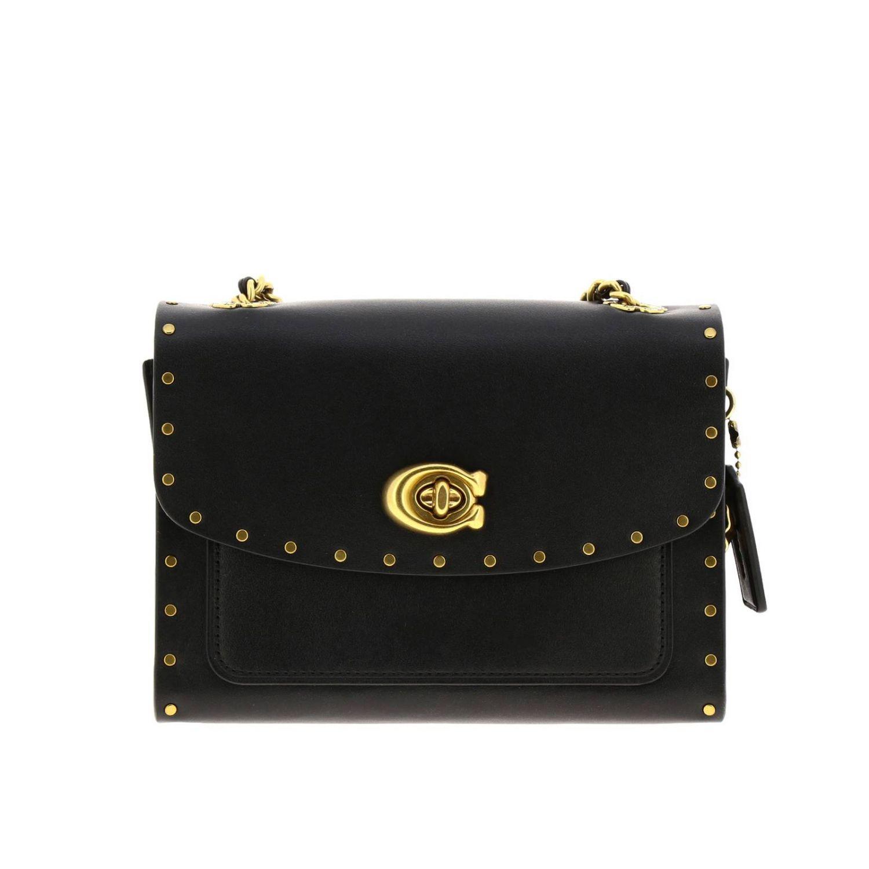 Mini bag Coach: Shoulder bag women Coach black 1