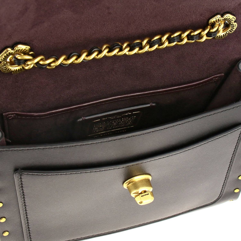 Mini bag Coach: Shoulder bag women Coach black 5