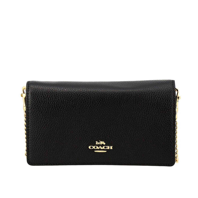 Mini bag women Coach black 1
