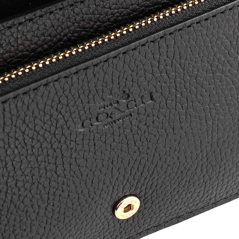 Mini bag women Coach black 5