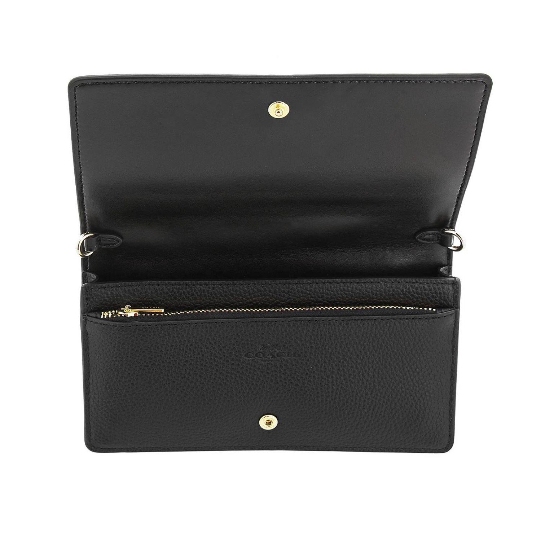 Mini bag women Coach black 6