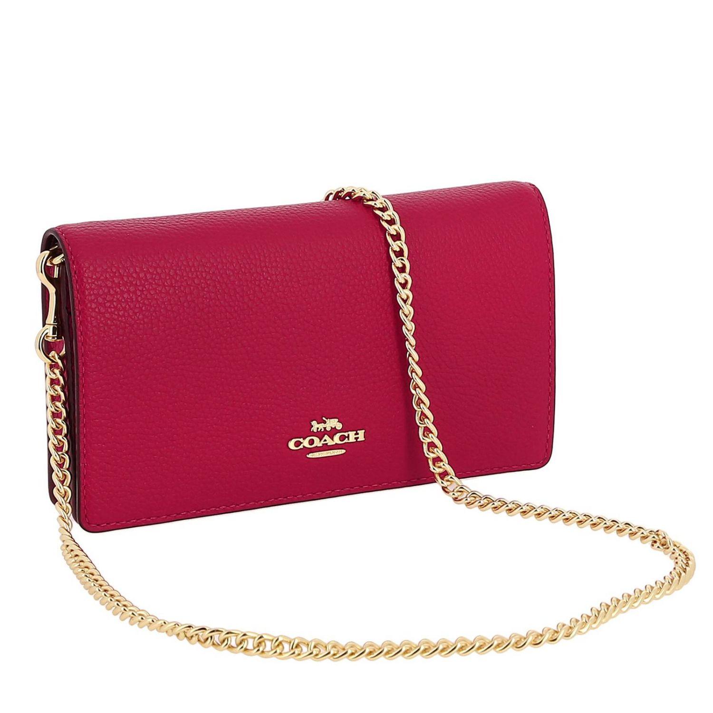 Mini bag women Coach strawberry 4