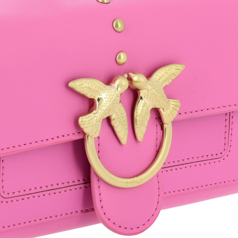 Wallet women Pinko fuchsia 4