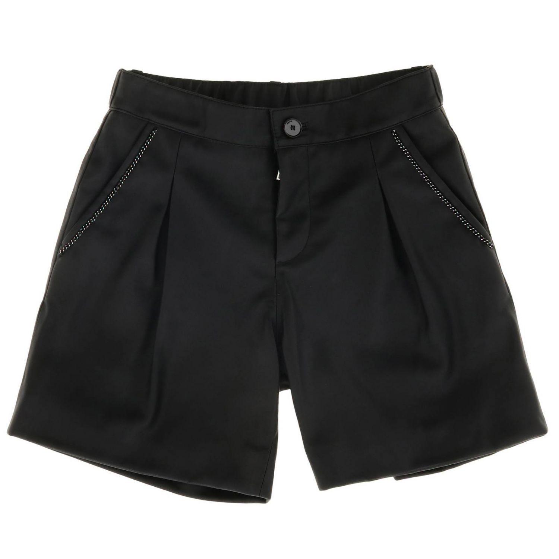 Pants kids Pinko black 1