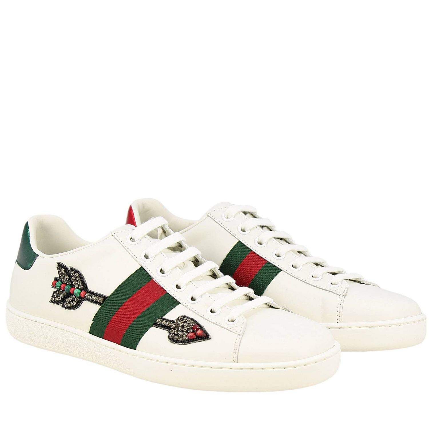 Sneakers Gucci 454551 A38G0 Giglio