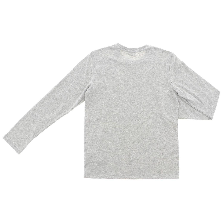 Camiseta niños Kenzo Junior gris 2