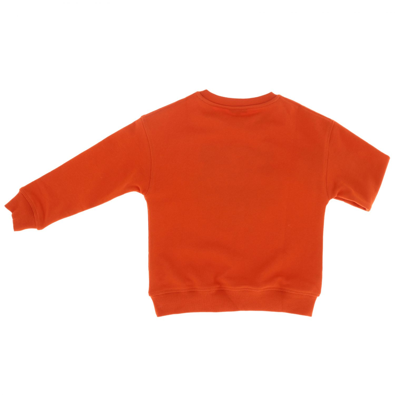 Jersey niños Kenzo Junior naranja 2