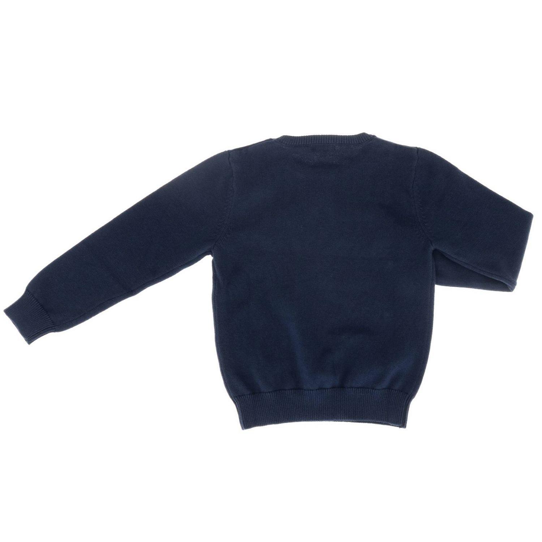 Jersey niños Kenzo Junior azul oscuro 2