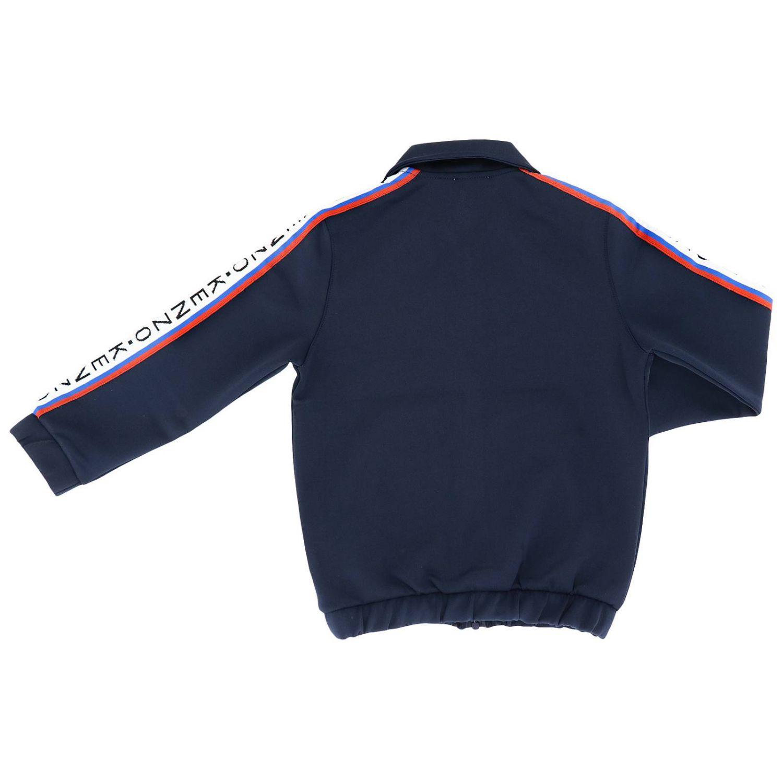 Pull Kenzo Junior: Pull enfant Kenzo Junior bleu 2
