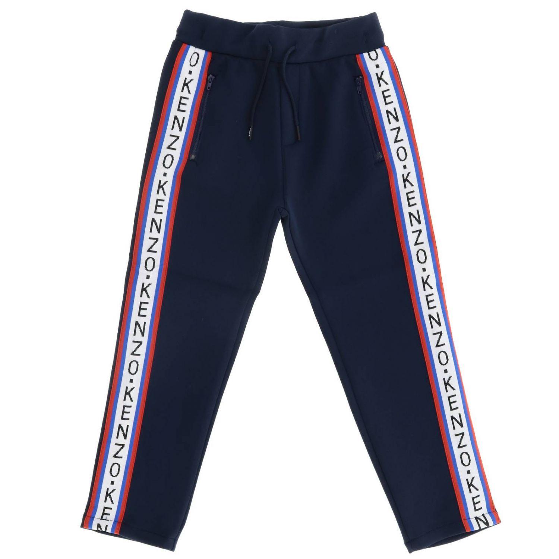 Pantalon de jogging Kenzo Junior stretch