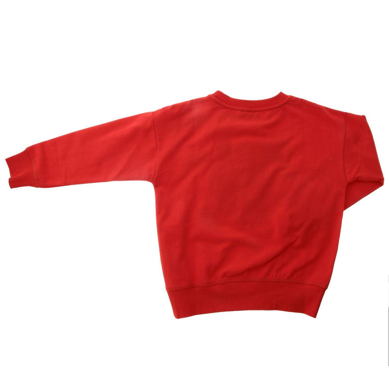 Jumper kids Kenzo Junior red 2