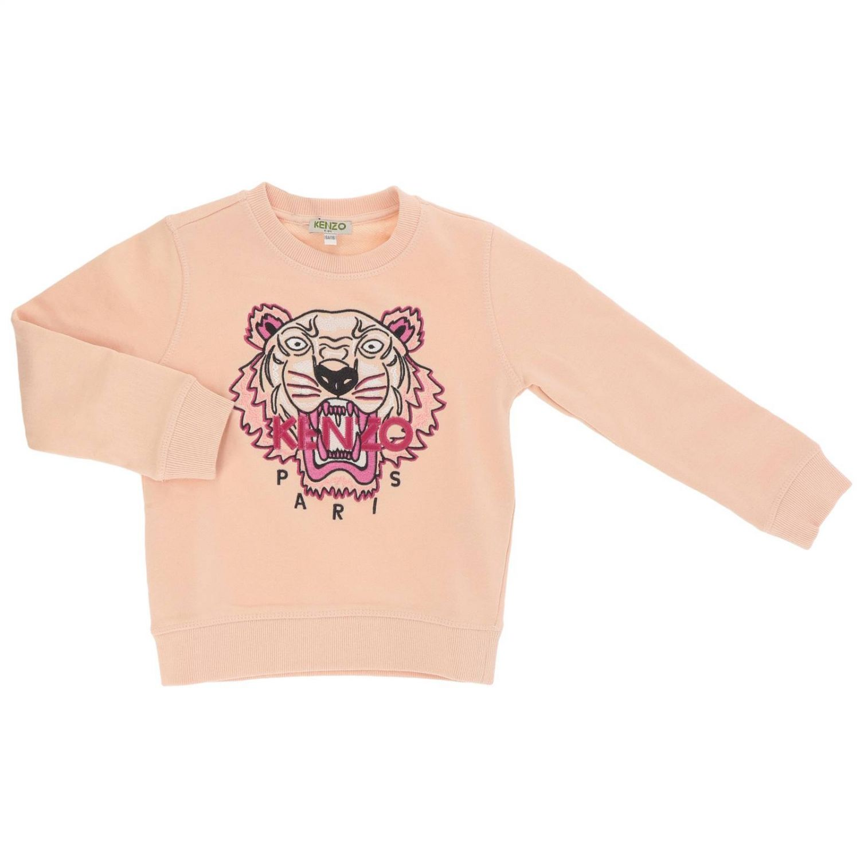 Jumper kids Kenzo Junior pink 1