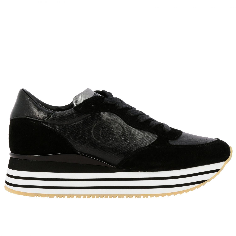 Sneakers Crime London: Shoes women Crime London black 1