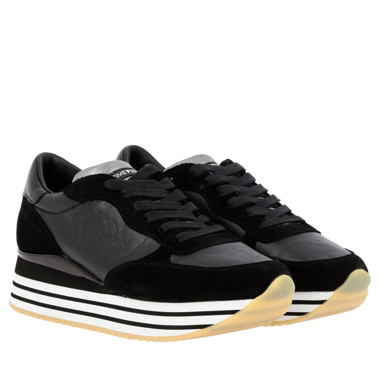 Sneakers Crime London: Shoes women Crime London black 2