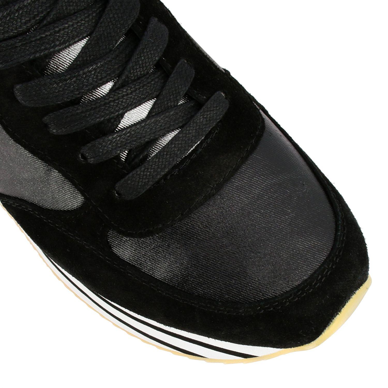 Sneakers Crime London: Shoes women Crime London black 4