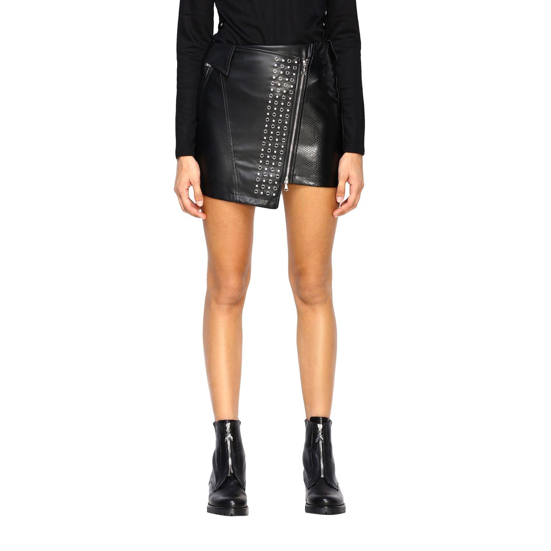 Skirt women Patrizia Pepe black 1