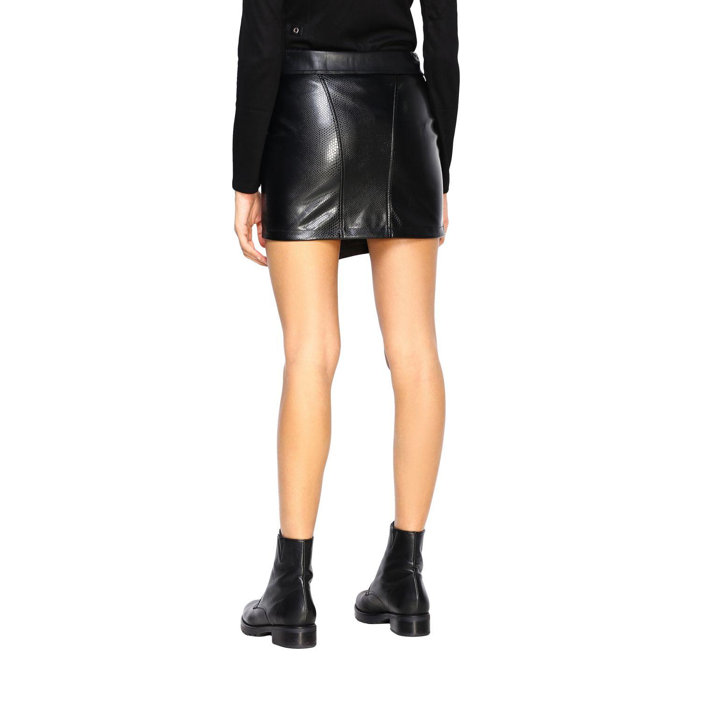 Skirt women Patrizia Pepe black 3