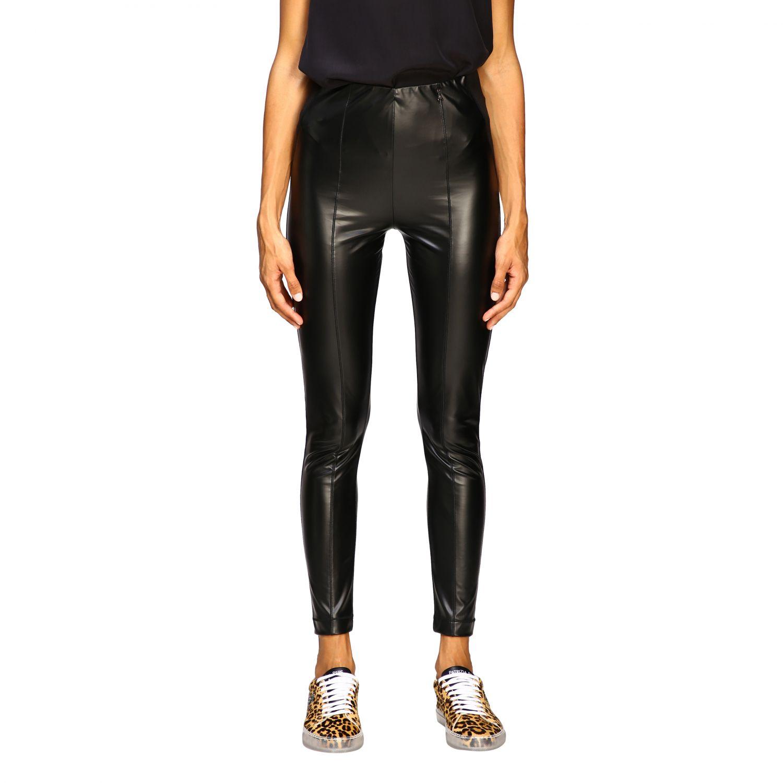 Pantalon femme Patrizia Pepe noir 1