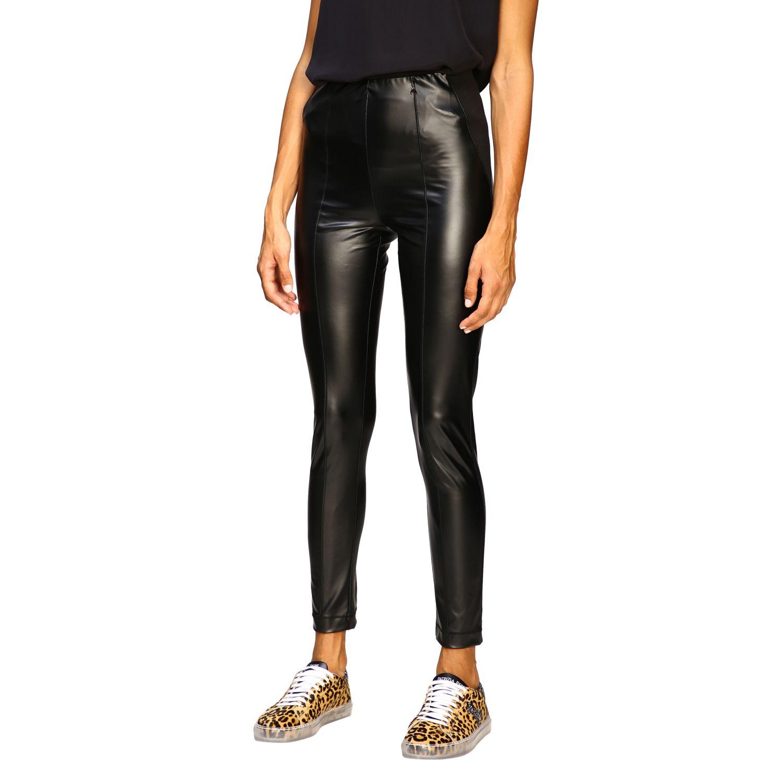 Pantalon femme Patrizia Pepe noir 4