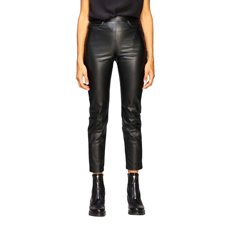 Trousers women Patrizia Pepe black 1