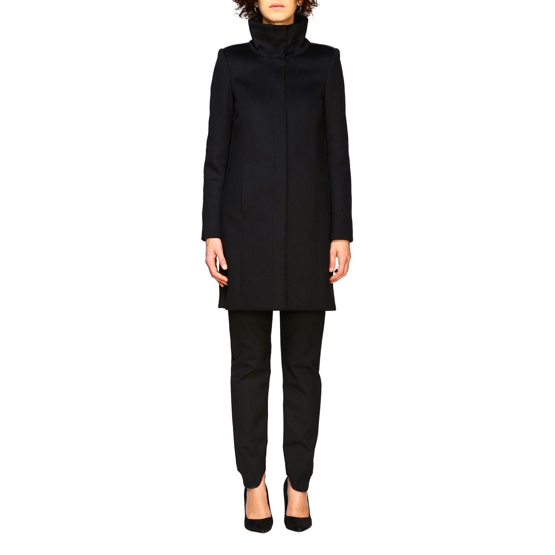 Coat women Patrizia Pepe black 1