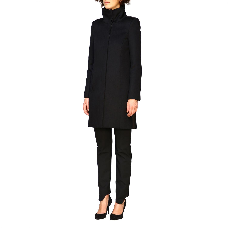 Coat women Patrizia Pepe black 4