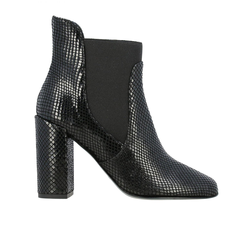 高跟裸靴 Patrizia Pepe: 鞋 女士 Patrizia Pepe 黑色 1