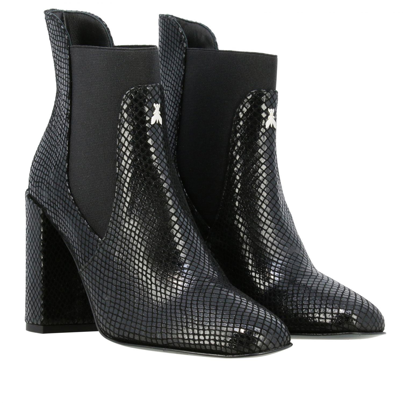 高跟裸靴 Patrizia Pepe: 鞋 女士 Patrizia Pepe 黑色 2