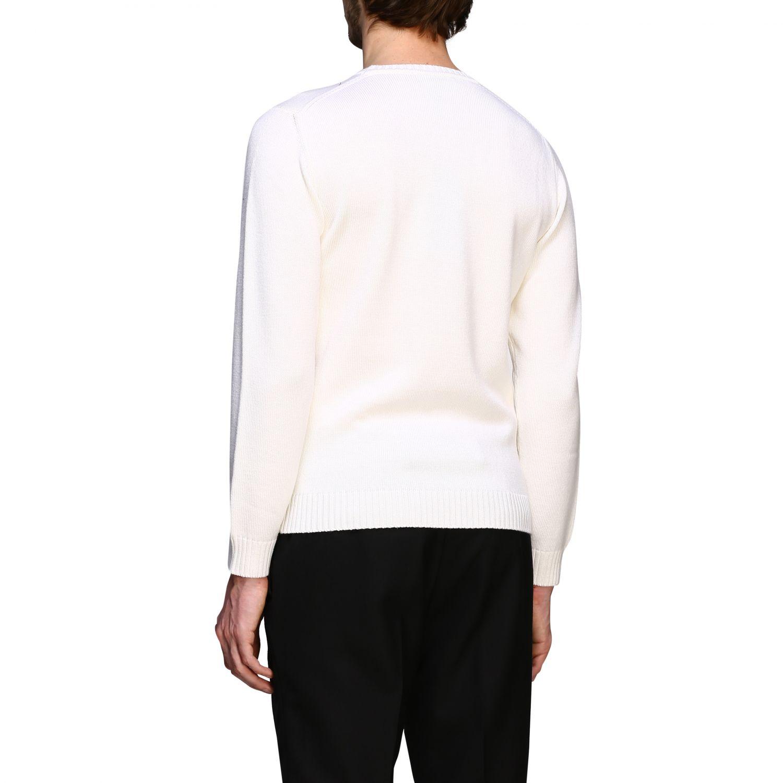 Fendi 印花圆领卫衣 白色 2