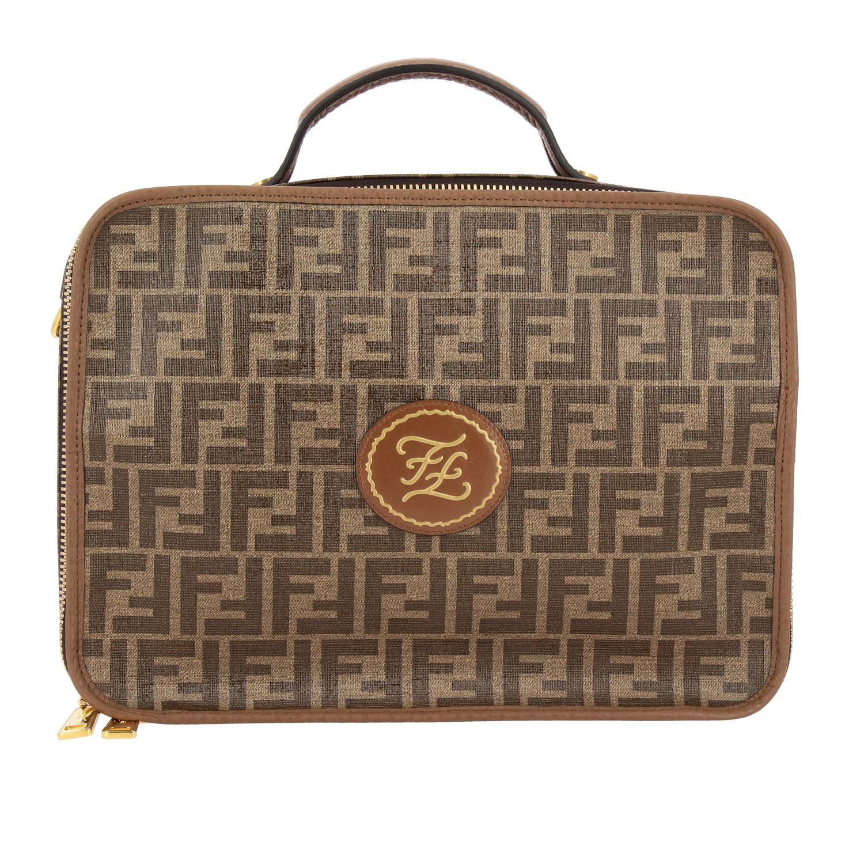 Bags men Fendi brown 1