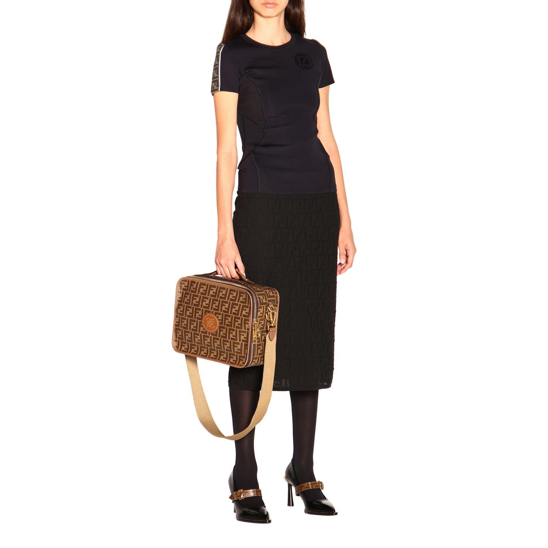 Bags men Fendi brown 2