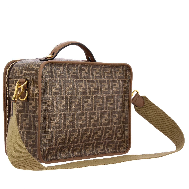 Bags men Fendi brown 3