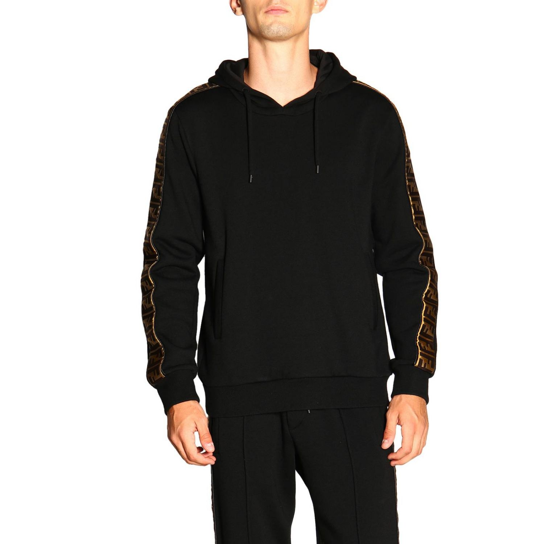 Sweater men Fendi black 1