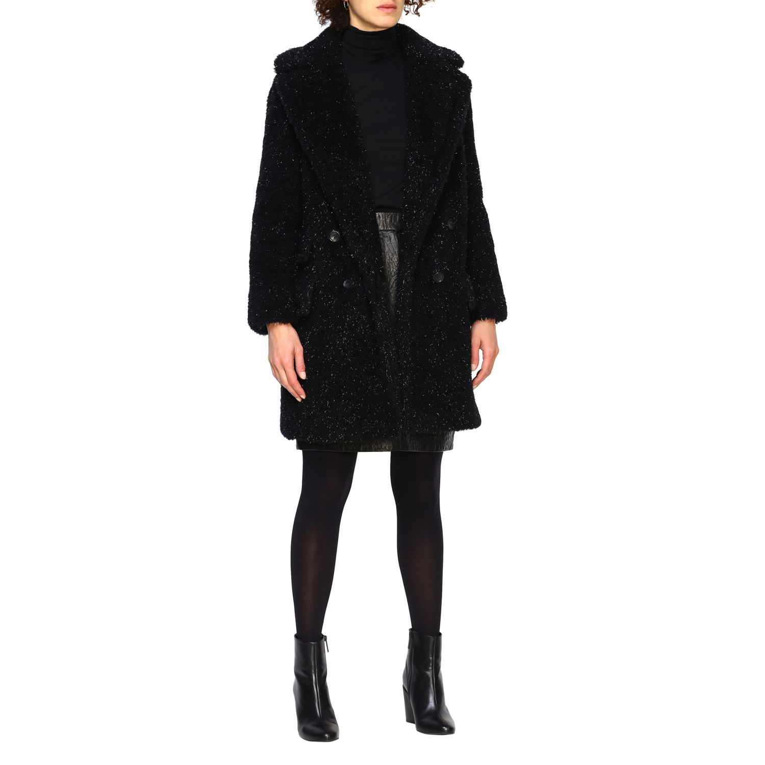 Coat women Max Mara black 2