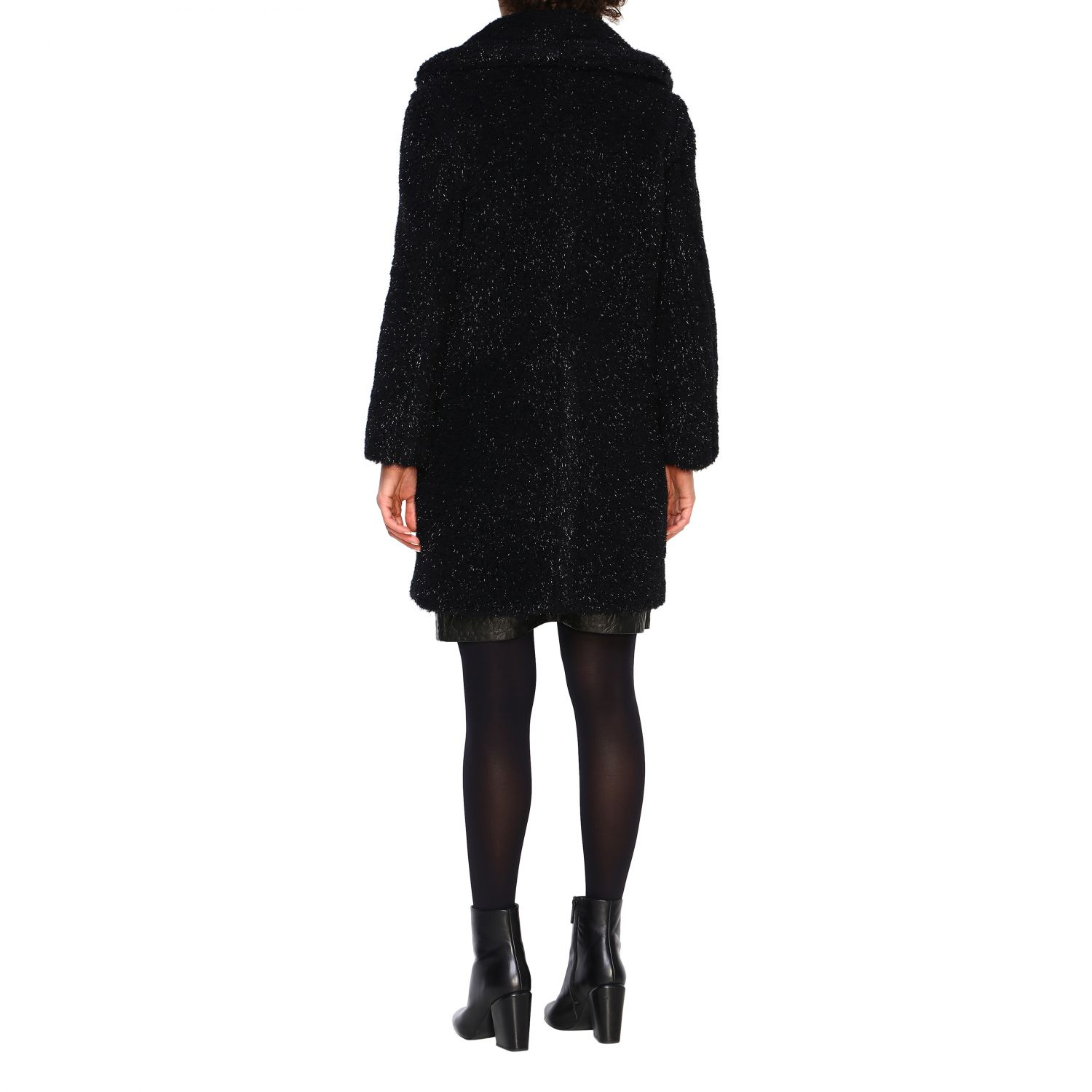 Coat women Max Mara black 3