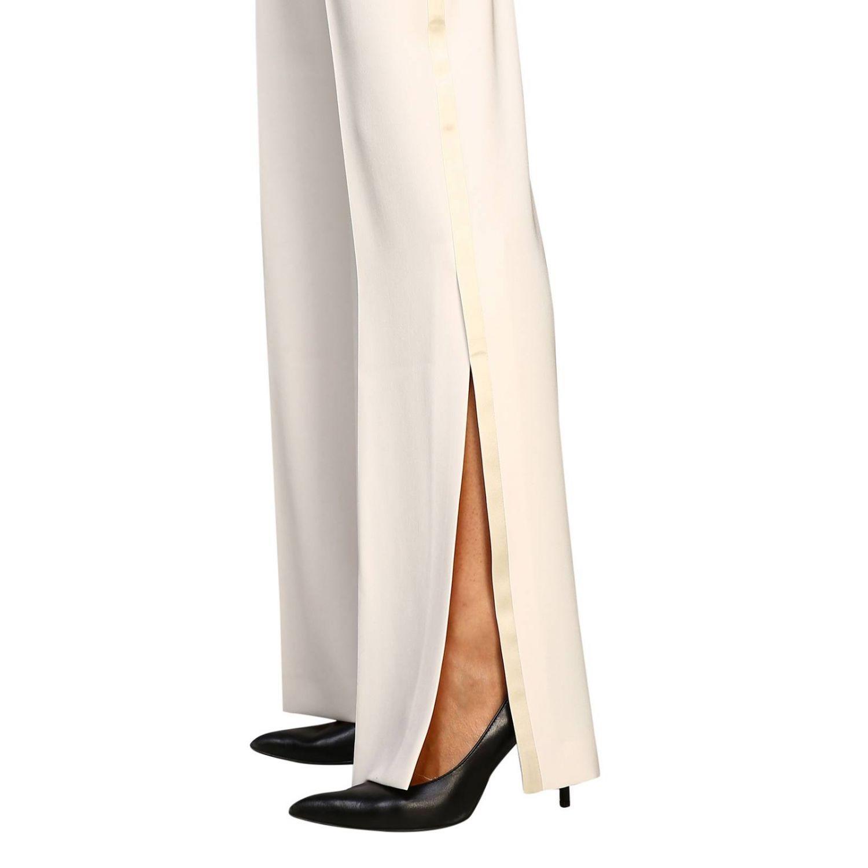 Pantalón mujer Max Mara crema 5