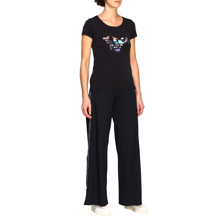 T-Shirt Ea7: T-shirt women Ea7 black 2
