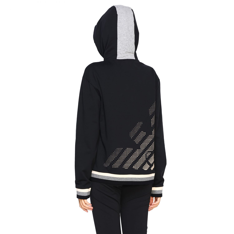 Sweatshirt Ea7: Sweater women Ea7 black 3