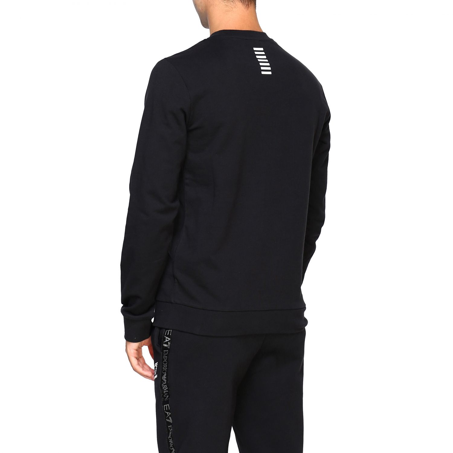 Sweater men Ea7 black 3