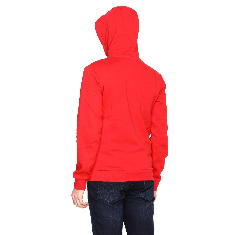 Sweatshirt Ea7: Sweater men Ea7 red 3