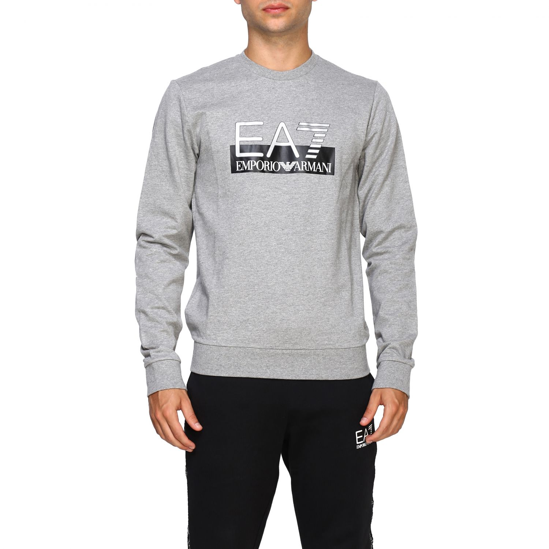 Sweater Ea7: Sweater men Ea7 grey 1