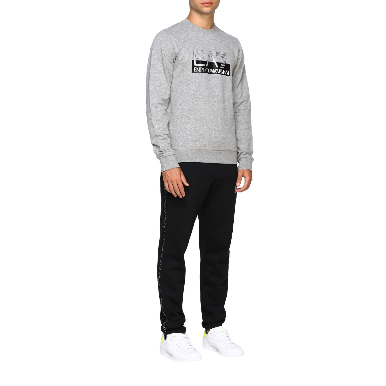 Sweater Ea7: Sweater men Ea7 grey 2