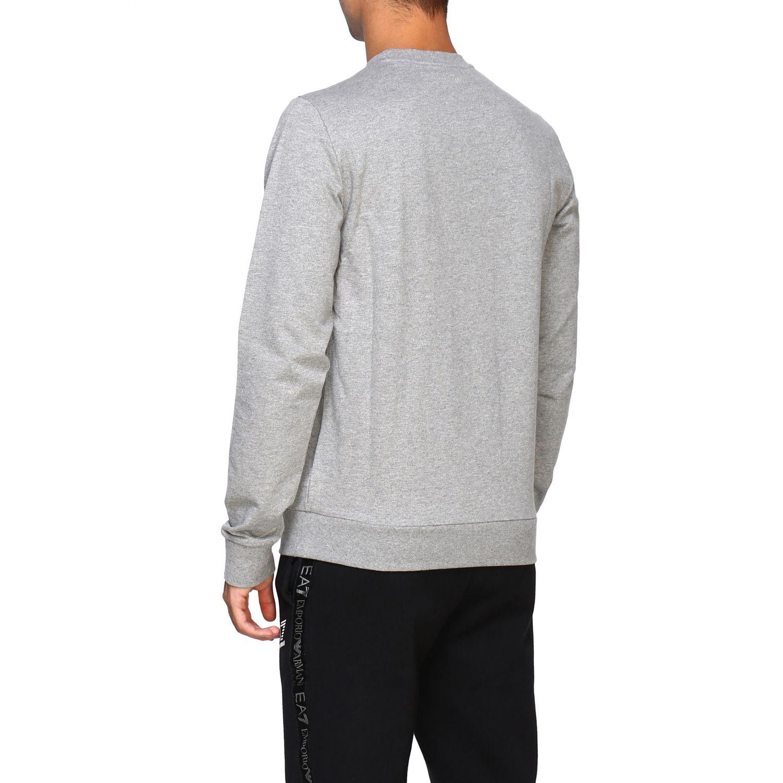 Sweater Ea7: Sweater men Ea7 grey 3