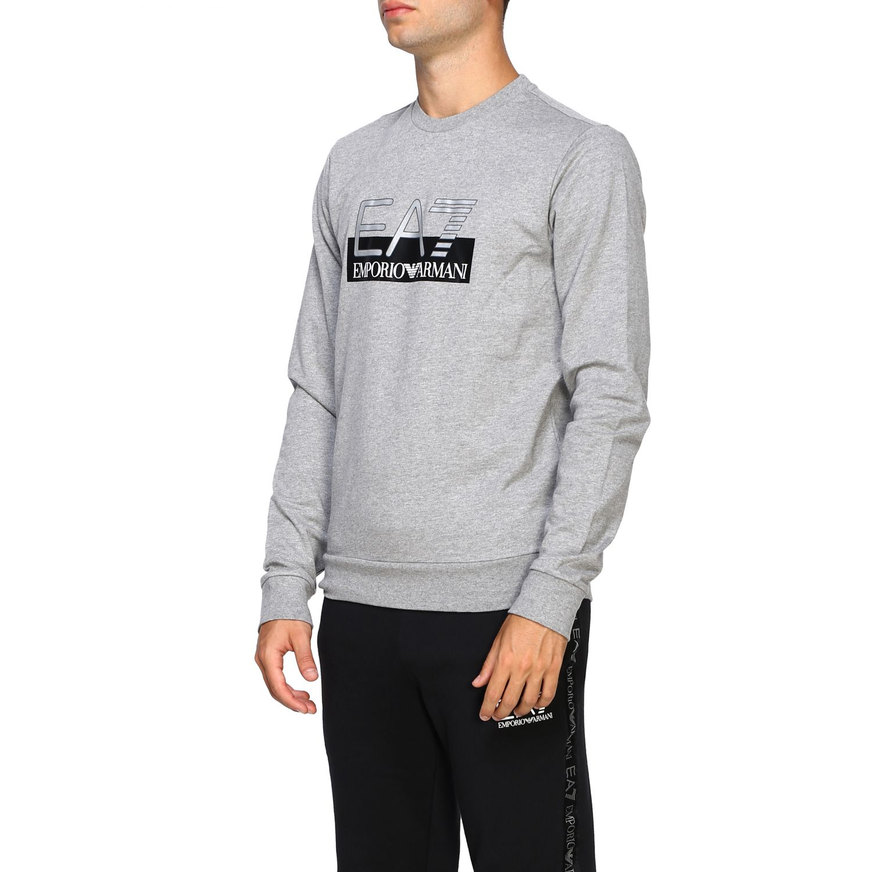 Sweater Ea7: Sweater men Ea7 grey 4