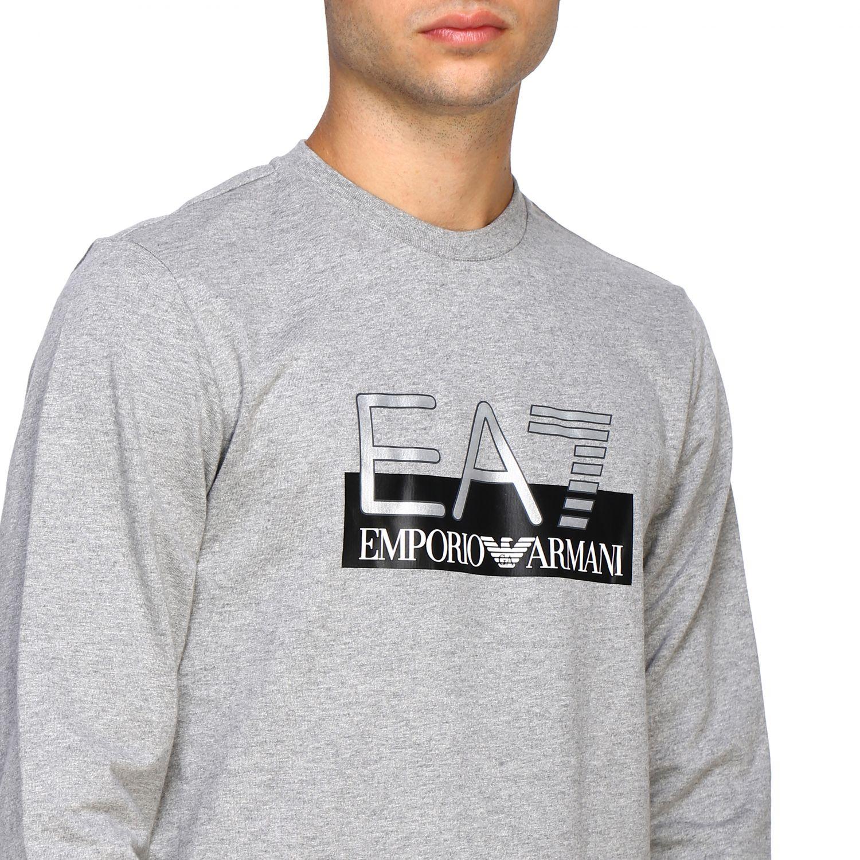 Sweater Ea7: Sweater men Ea7 grey 5