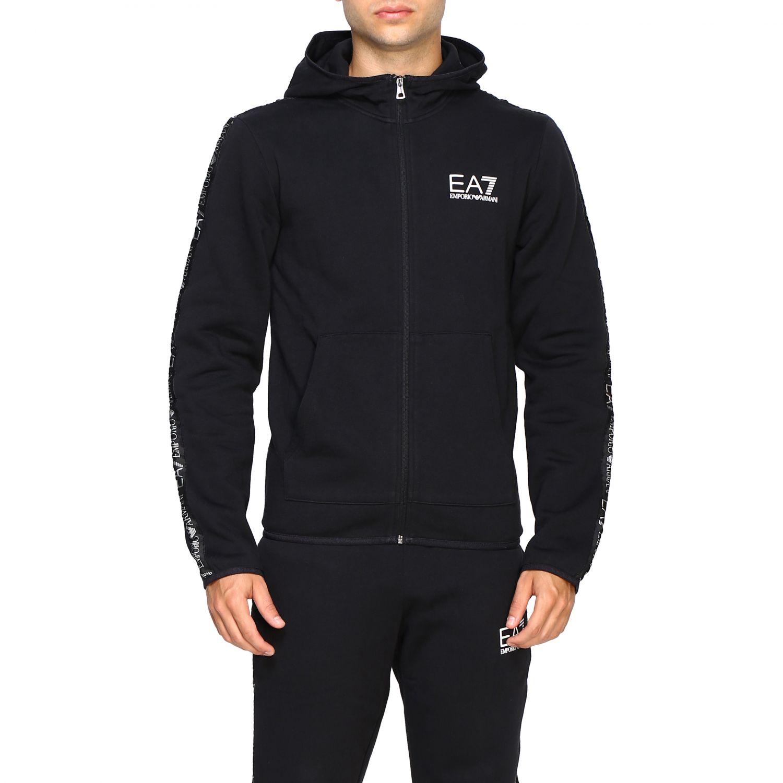 Sweater Ea7: Sweater men Ea7 black 1