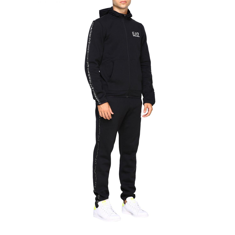 Sweater Ea7: Sweater men Ea7 black 2
