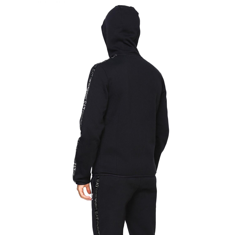 Sweater Ea7: Sweater men Ea7 black 3