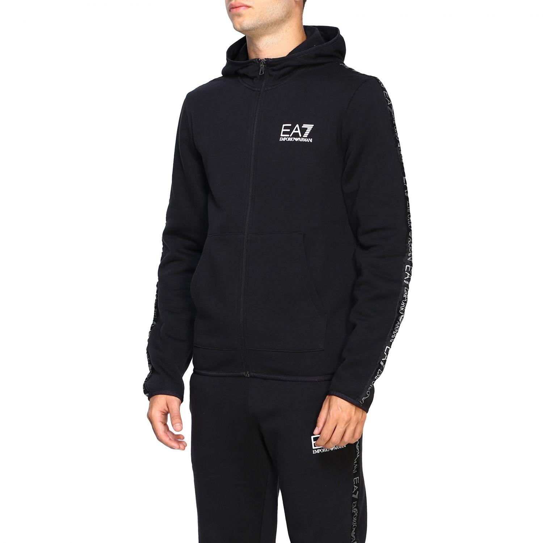 Sweater Ea7: Sweater men Ea7 black 4