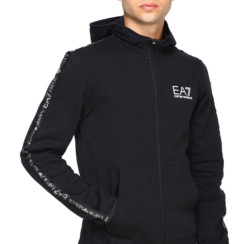 Sweater Ea7: Sweater men Ea7 black 5